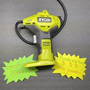 RYOBI ONE+ 18 Volt High Pressure Inflator NEW